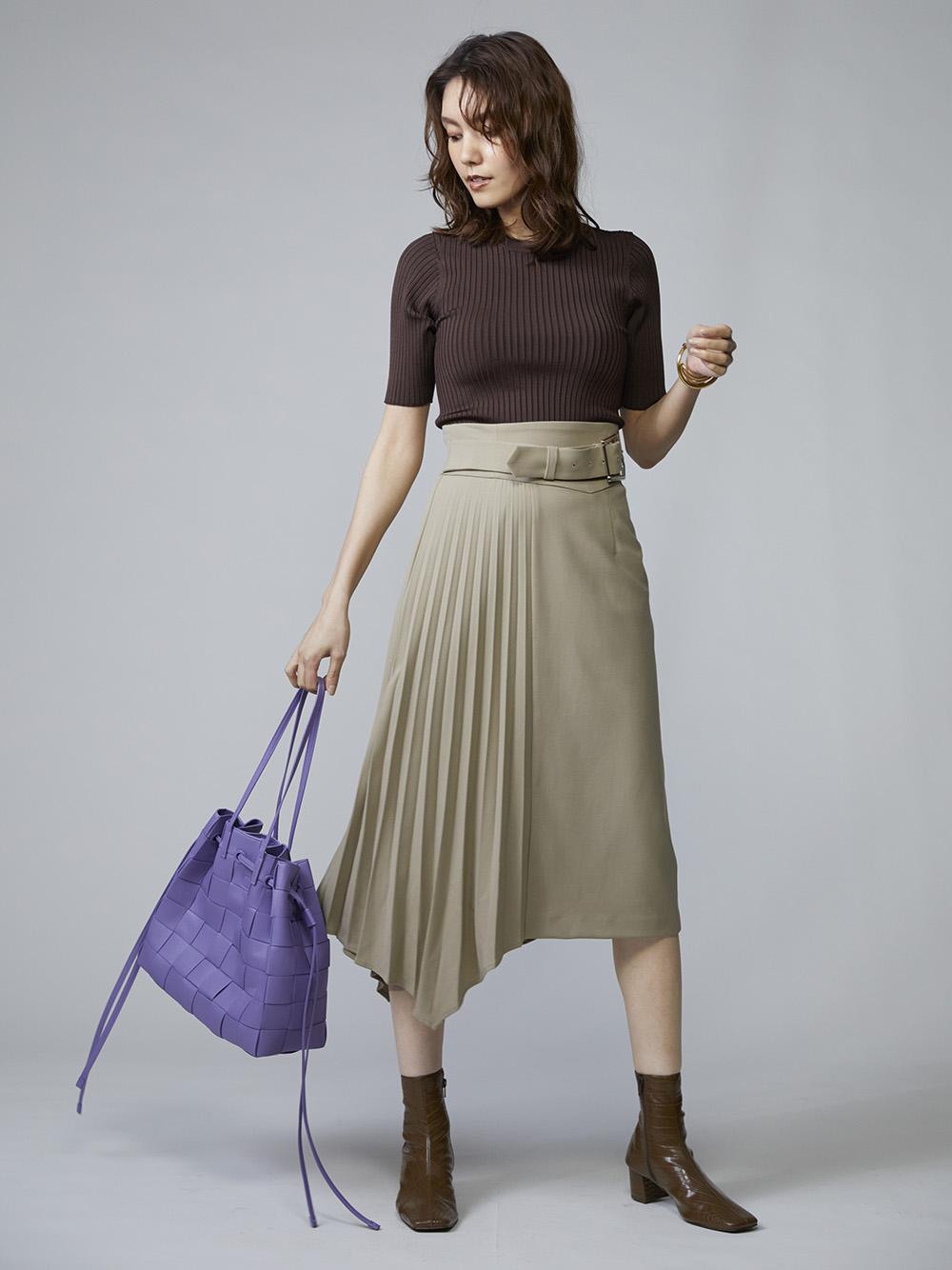 デザインタイトスカート