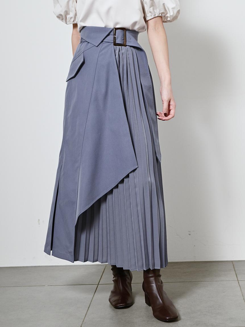 ナロースイッチングスカート(BLU-0)