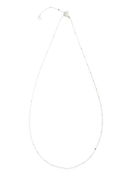 10Kネックレス(SLV-F)