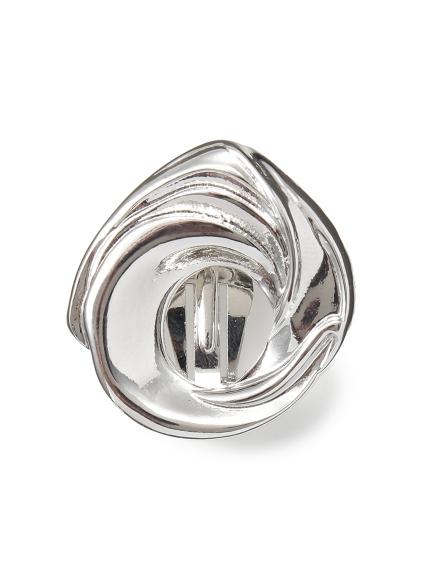 ワンイヤーメタルイヤリング(SLV-F)