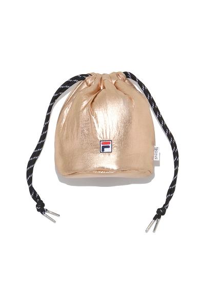 FILAコラボスクイーズバッグ