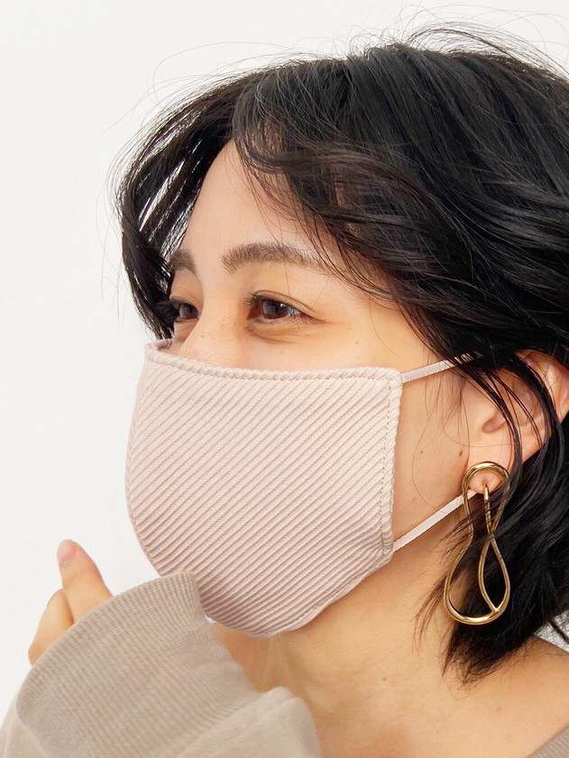 ripple mask(BEG-F)