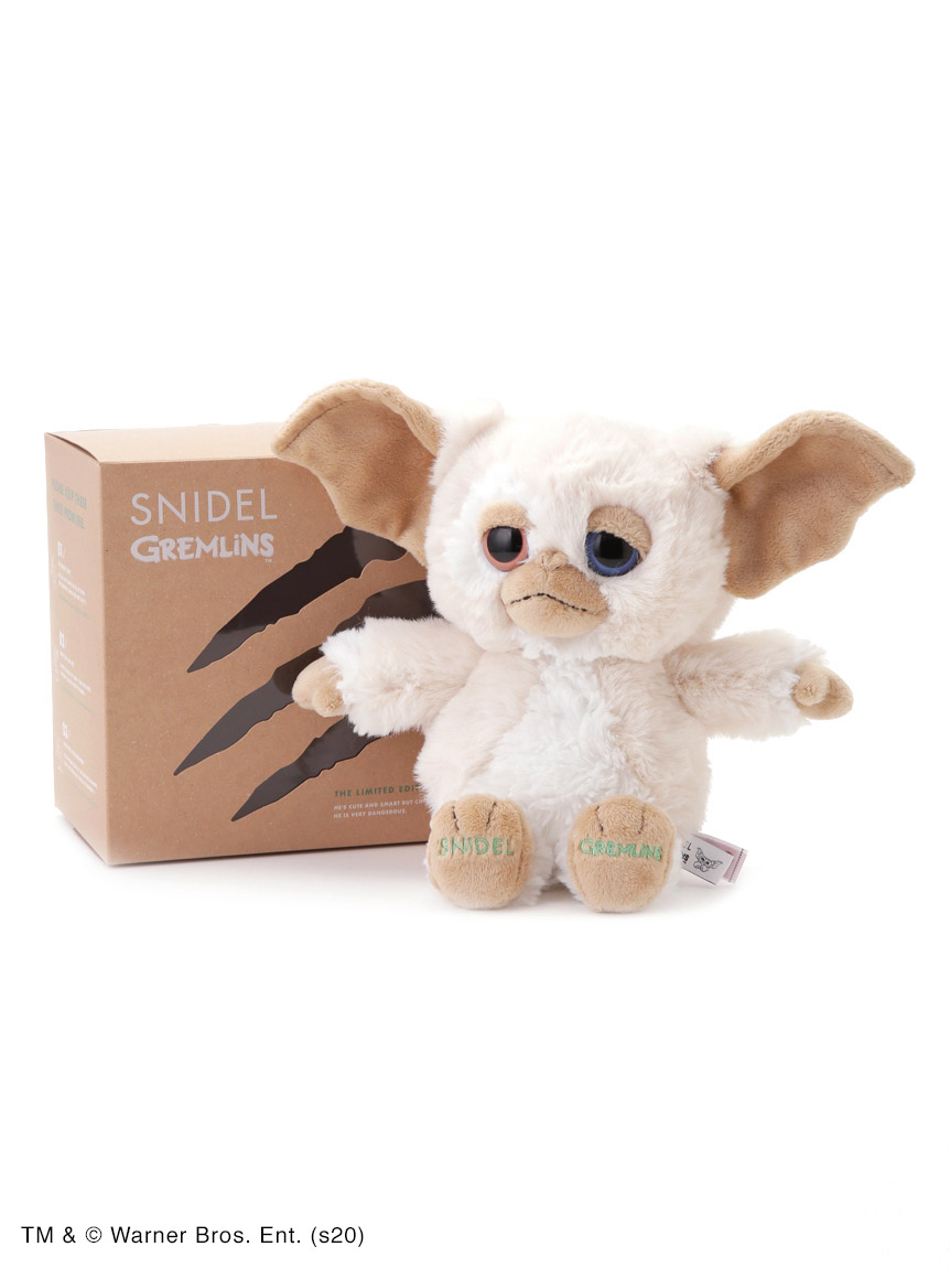 【SNIDEL|GREMLINS】 Plush toy