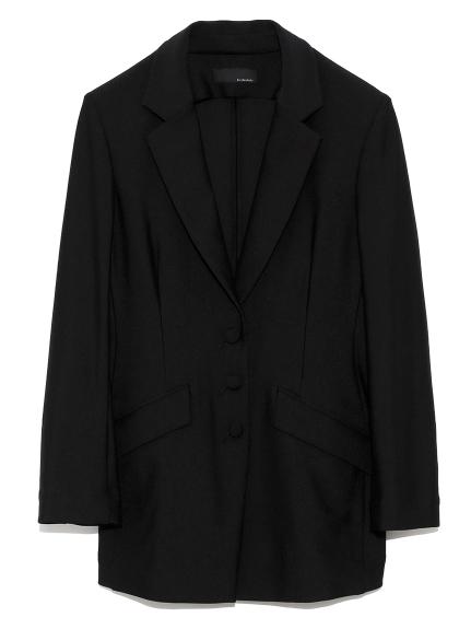 カット スーツジャケット(BLK-0)