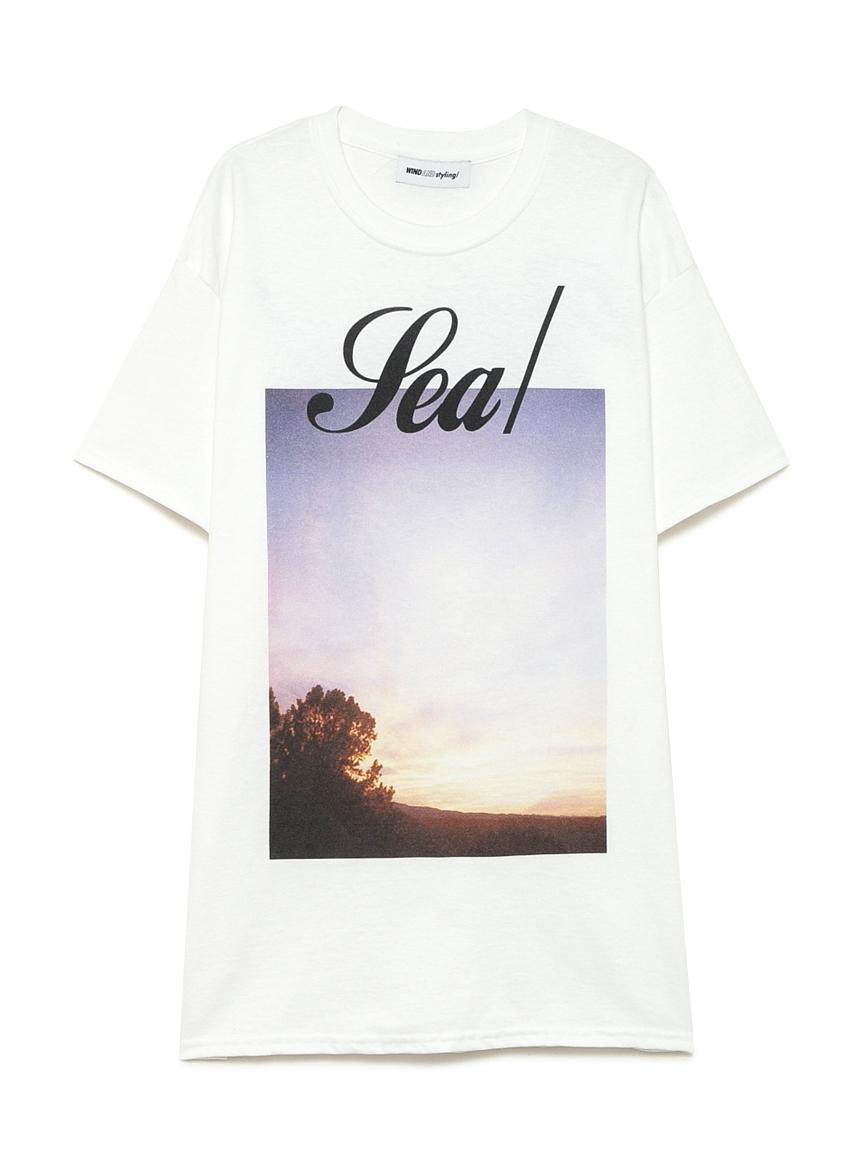 フォト Tシャツ(WHT-F)