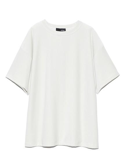 ベロアTシャツ(WHT-F)