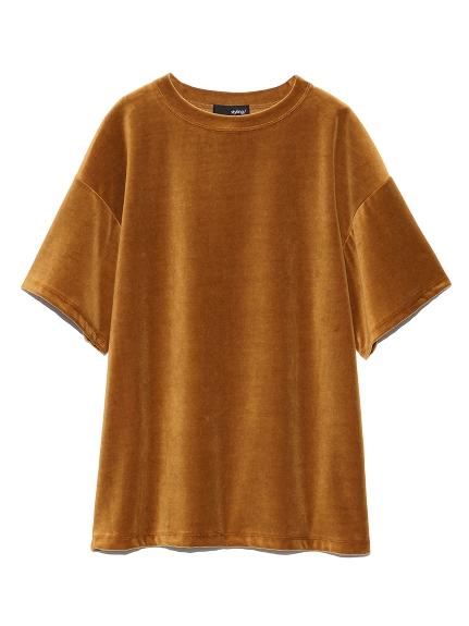 ベロアTシャツ(CML-F)