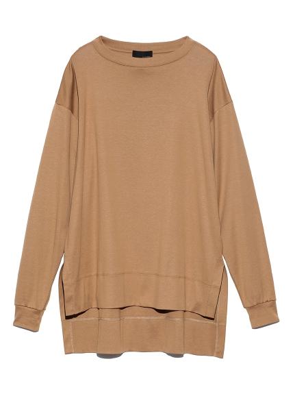オーバーサイズロングTシャツ(CML-F)