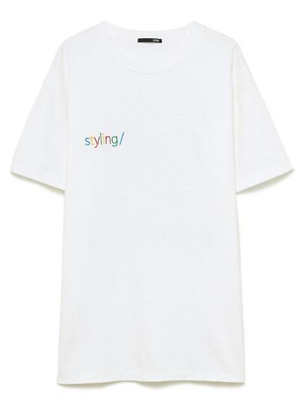 【スーパーマリオ 限定商品】マリオ プリントTシャツ(WHT-F)