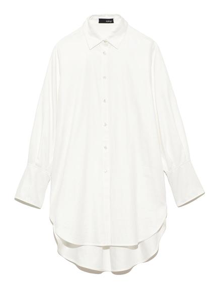 サイドスリットシャツ(WHT-F)