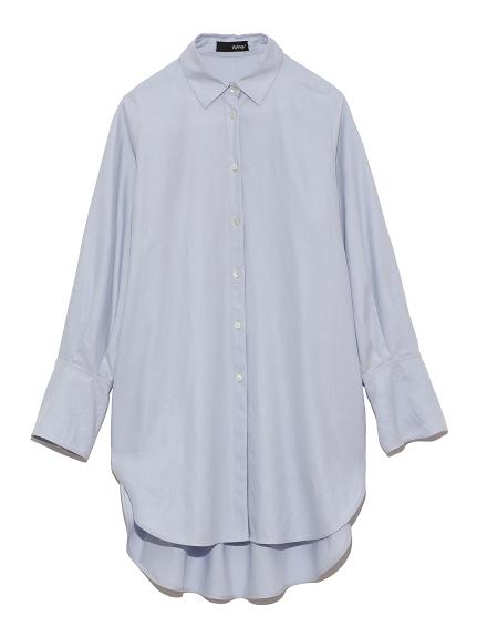 サイドスリットシャツ(SAX-F)