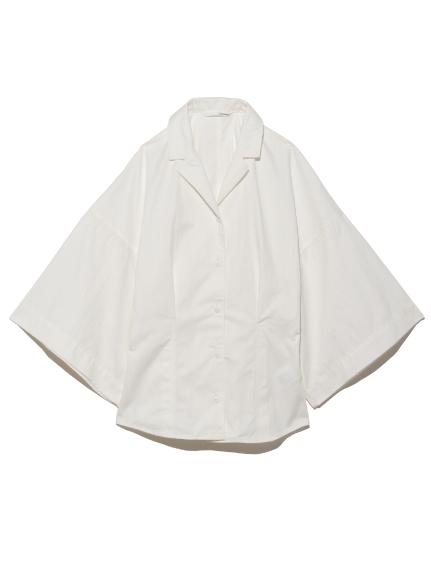 ミリタリーシャツ(WHT-F)