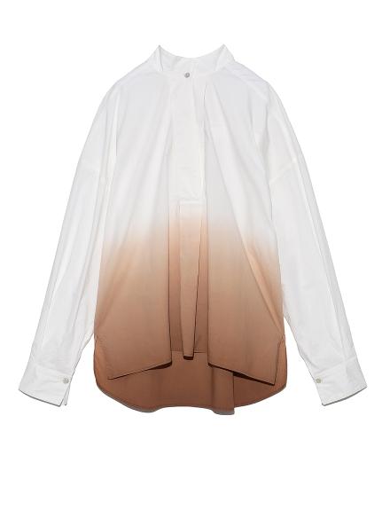 グラデーションカラーシャツ(BRW-F)