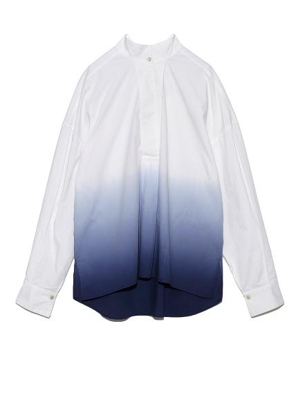 グラデーションカラーシャツ(BLU-F)