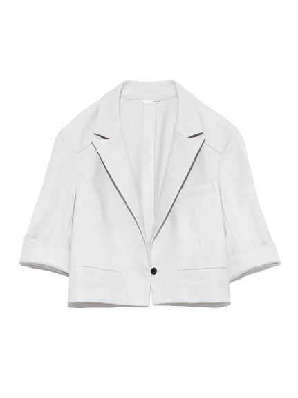 ショートジャケット(LGRY-0)