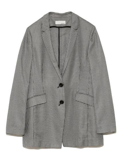 ナローラペル スーツジャケット(CHIDOR-0)