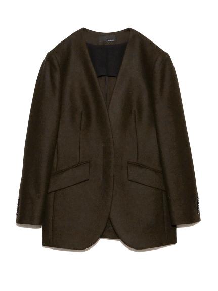 ノーカラースーツジャケット(DBRW-0)