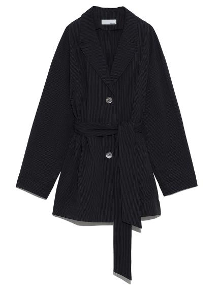 ベルテッドスーツジャケット(CGRY-0)