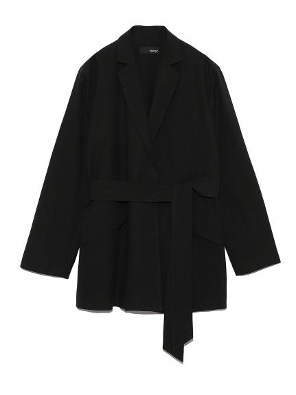 リラックススーツジャケット(BLK-0)