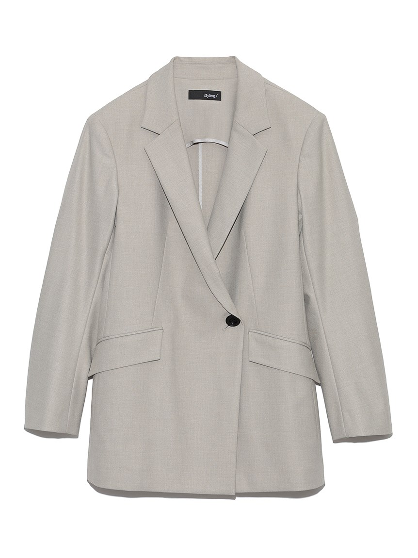 リラックススーツジャケット(GRY-0)
