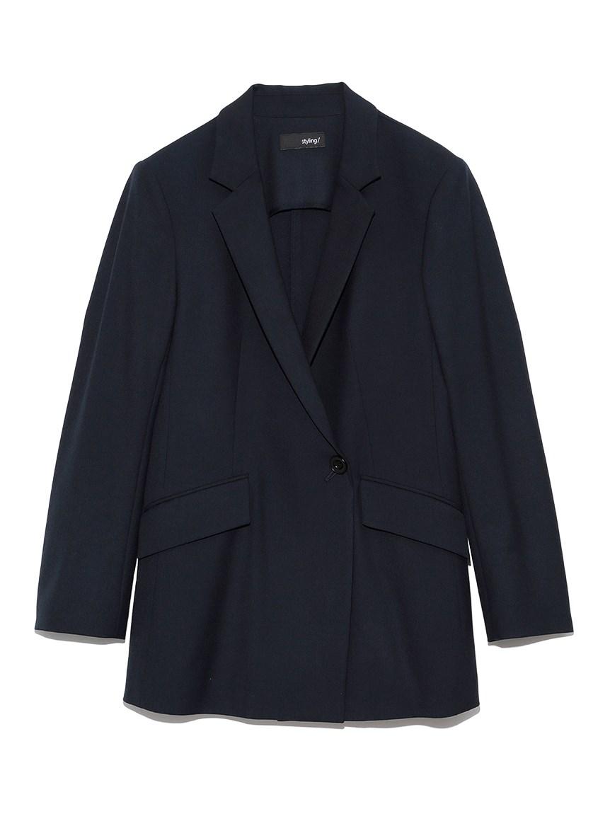 リラックススーツジャケット(NVY-0)