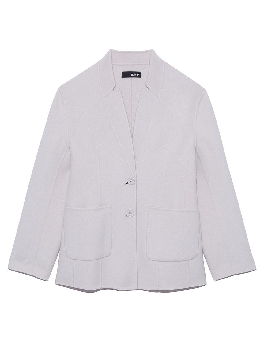 リバースーツジャケット(WHT-0)