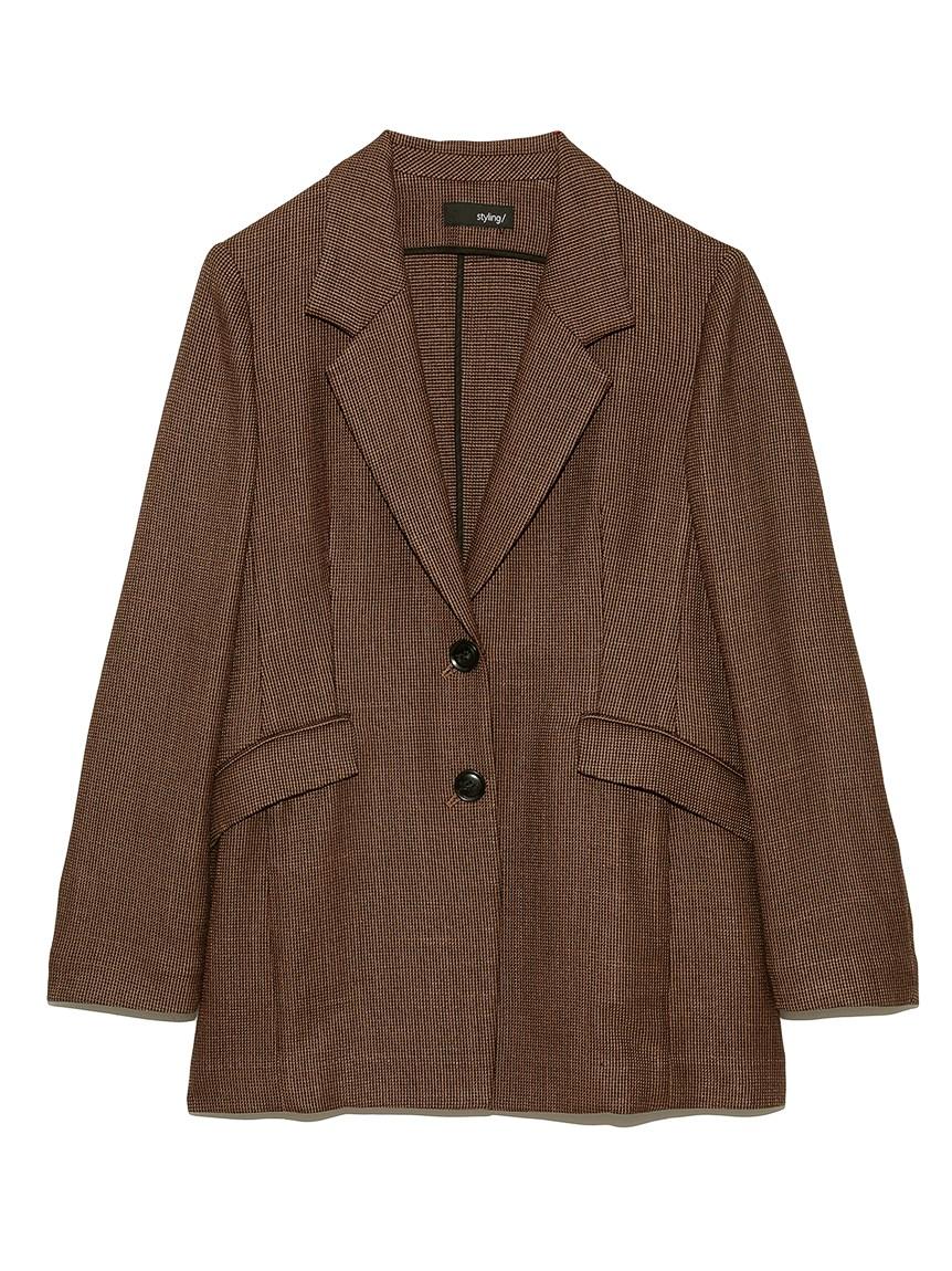 リラックススーツジャケット(BRW-0)