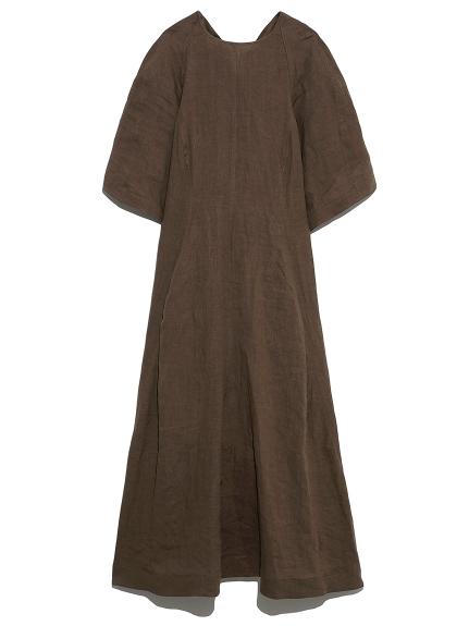 バックリボン ドレス(KKI-0)