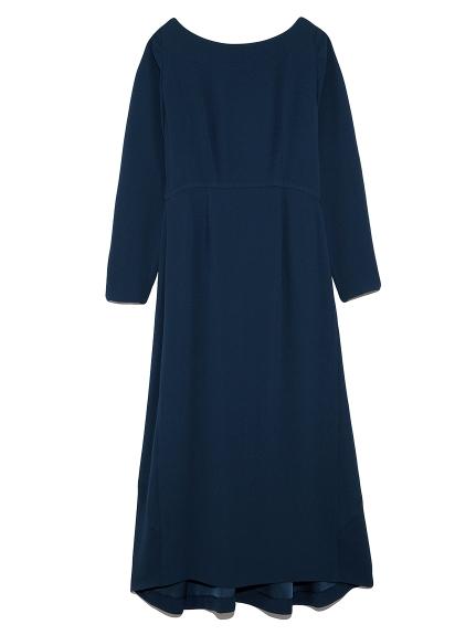 オープンバック ドレス(BLU-0)