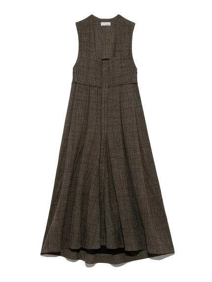キルティングコクーンドレス(BRW-0)