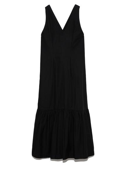 ミリタリーキャミドレス(BLK-0)