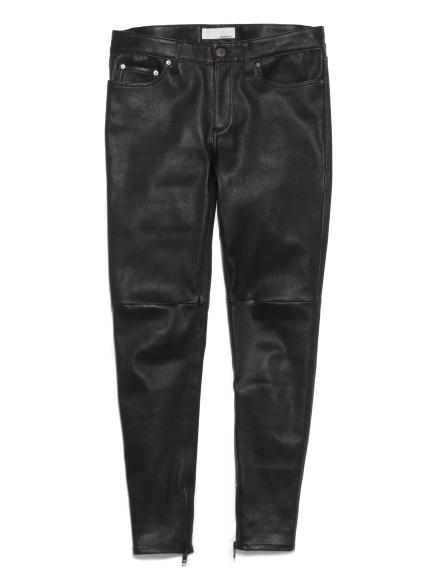 Leather Pants(BLK-0)