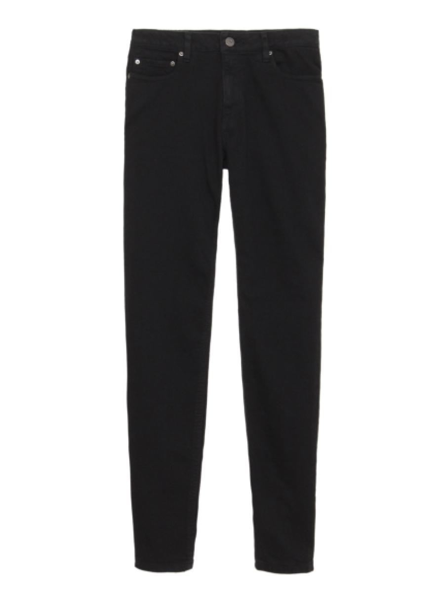 Skinny Denim Pants(BLK-0)