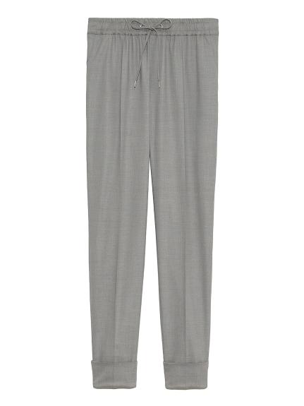 リラックス スーツパンツ(GRY-0)