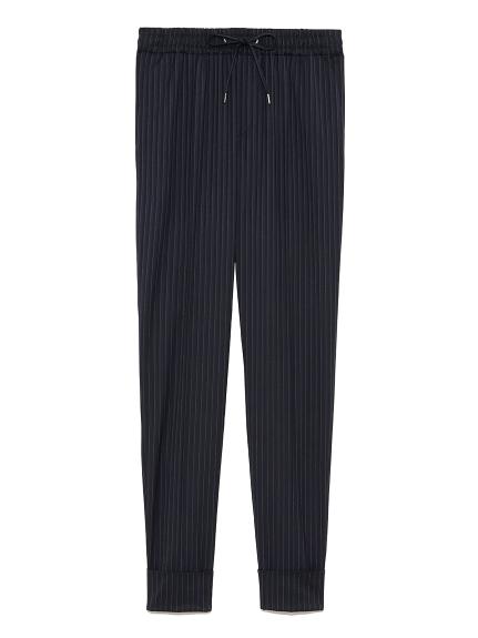 リラックス スーツパンツ(STRIPE-0)