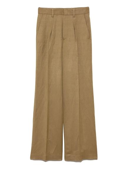 フロントタック スーツパンツ(BEG-0)