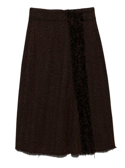 ツィードフレアスカート(BRW-0)