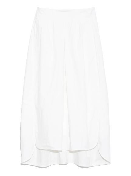 コクーンミリタリースカート(WHT-0)