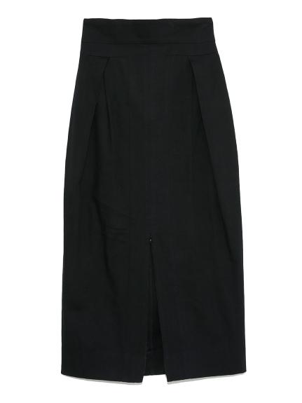 タックコクーンスカート(BLK-0)