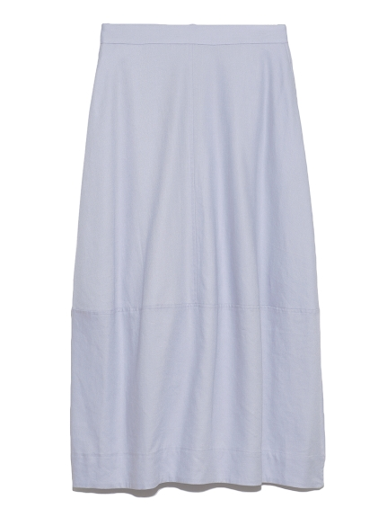 バックフレアコクーンスカート(SAX-0)
