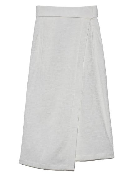 ジャガードスカート(WHT-0)