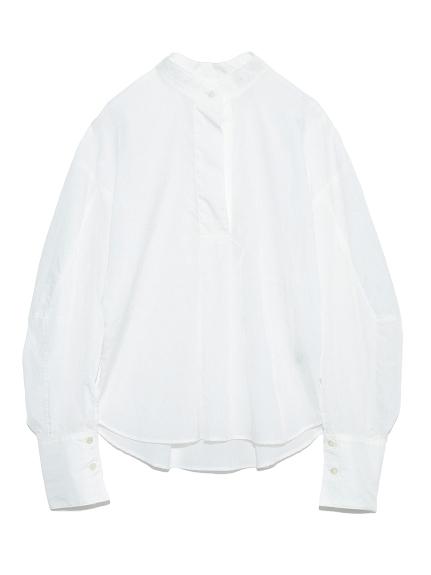 シアーミリタリーシャツ
