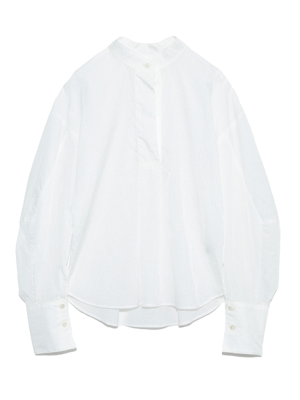 シアーミリタリーシャツ(WHT-F)