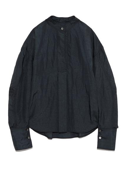 シアーミリタリーシャツ(BLK-F)