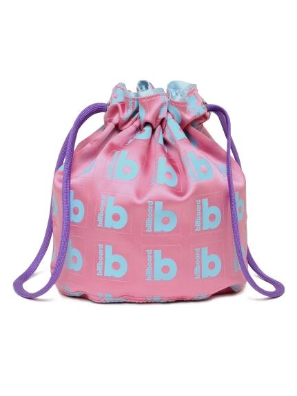 ビルボードコラボ巾着(PNK-F)