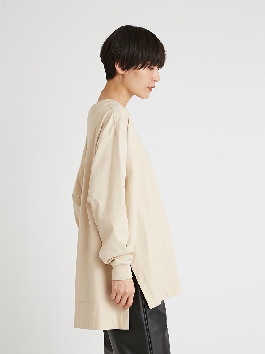 オーバーサイズロングTシャツ | 16WCT214071