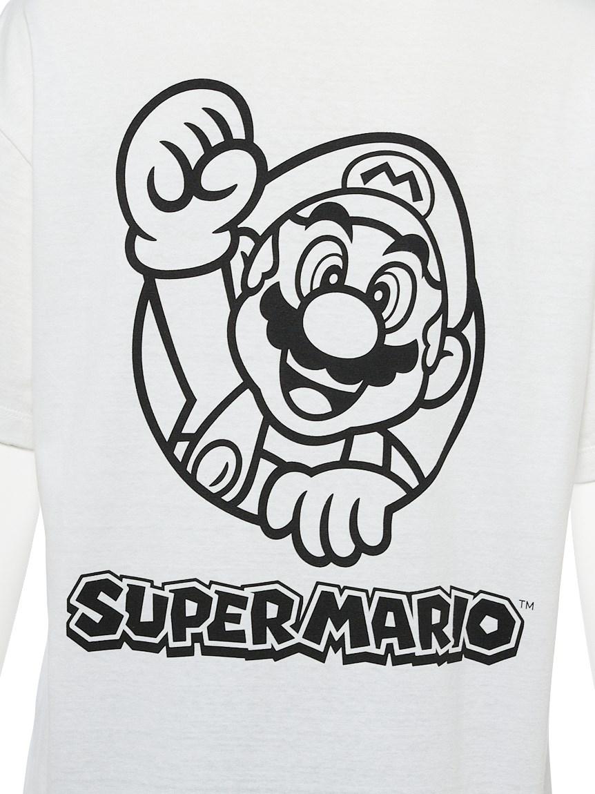 【スーパーマリオ 限定商品】マリオ プリントTシャツ | 16WCT214073