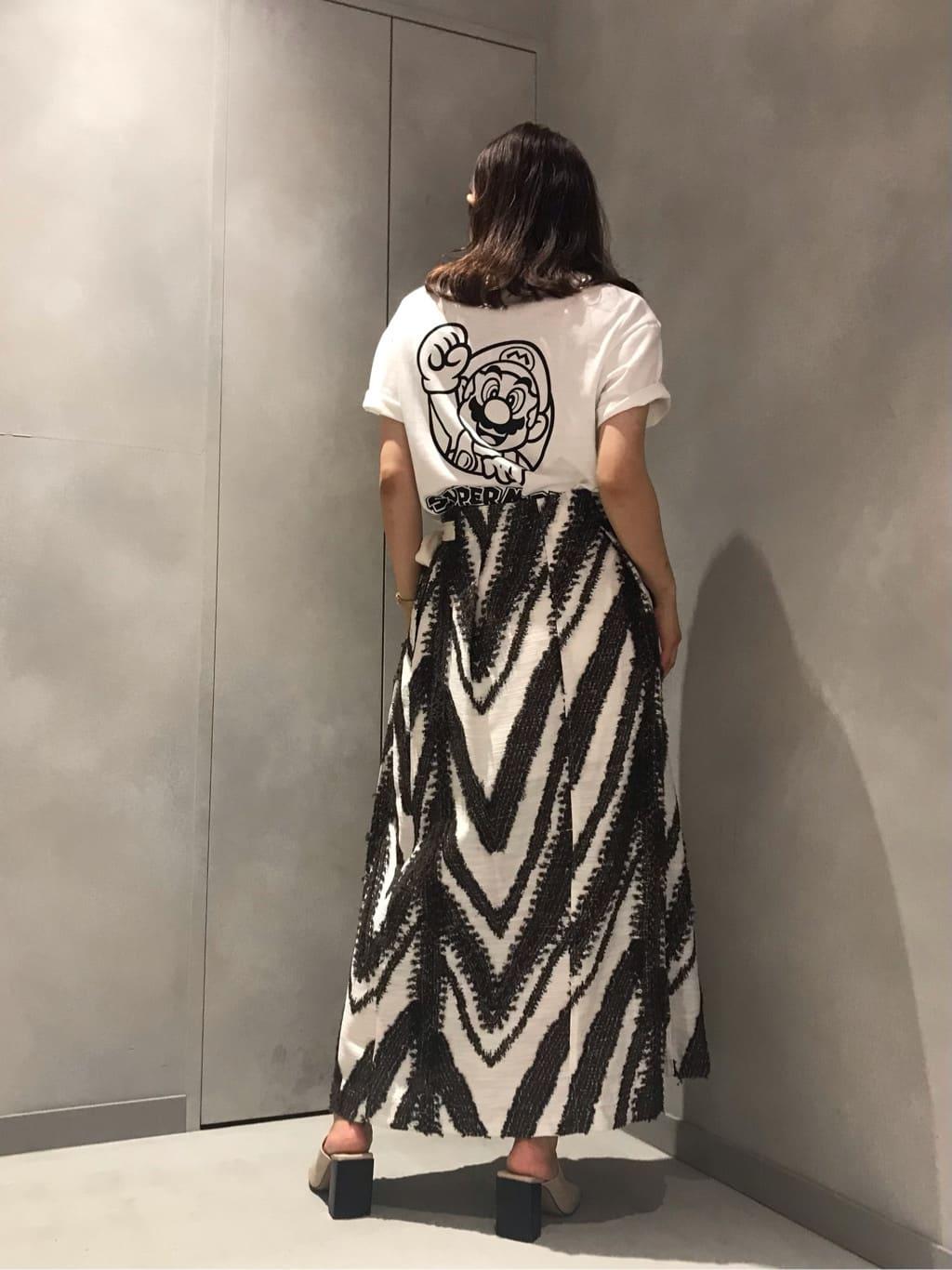 【スーパーマリオ 限定商品】マリオ プリントTシャツ   16WCT214073