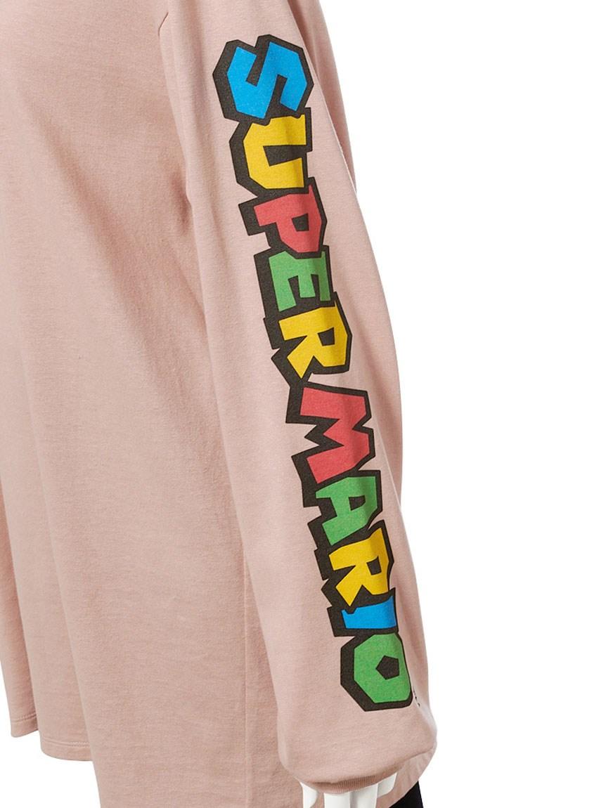 【スーパーマリオ 限定商品】マリオ プリントロンT | 16WCT214074