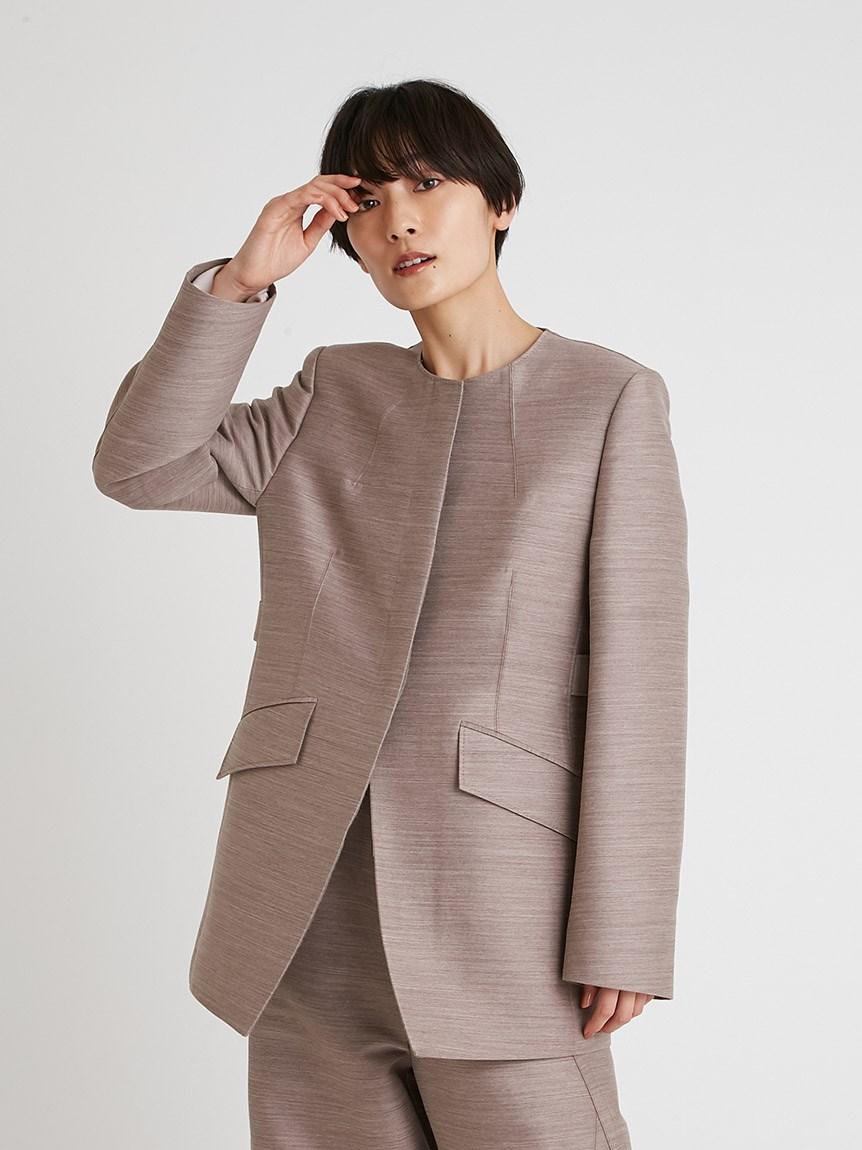 シルクウールジャケット | 16WFJ214013